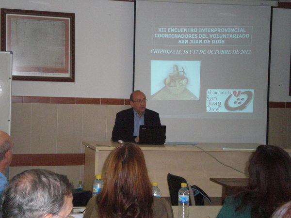 XXII Encuentro Interprovincial de Coordinadores de Voluntariado San Juan de Dios