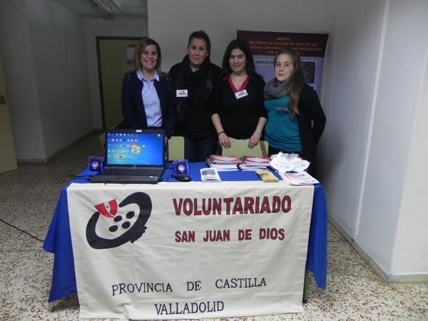 Jornada voluntariado