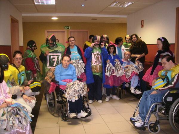 Carnaval 2013 San Juan de Dios