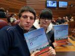Presentación del Estatuto de Autonomía de Castilla y León en Lectura Fácil