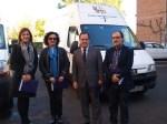 Pablo Trillo visita el Centro Especial de Empleo San Juan de Dios