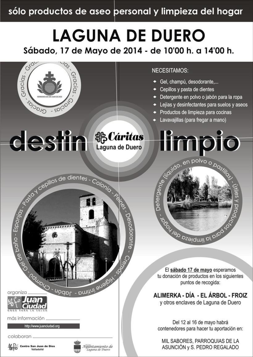 Campaña Destino Limpio ONGD Juan Ciudad