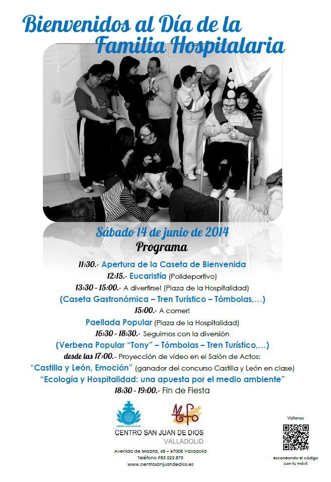 programa dia familias 2014