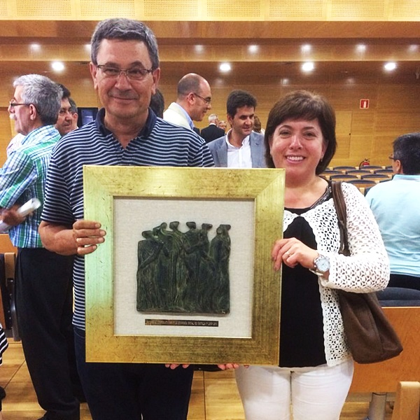 premio cooperativismo y economia social CEE San Juan de Dios