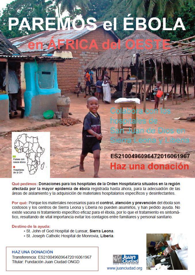 Campaña Paremos el ebola