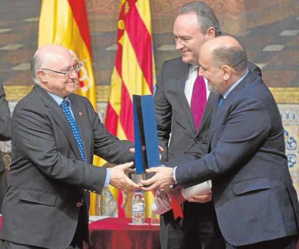 Premio Broseta Orden San Juan de Dios
