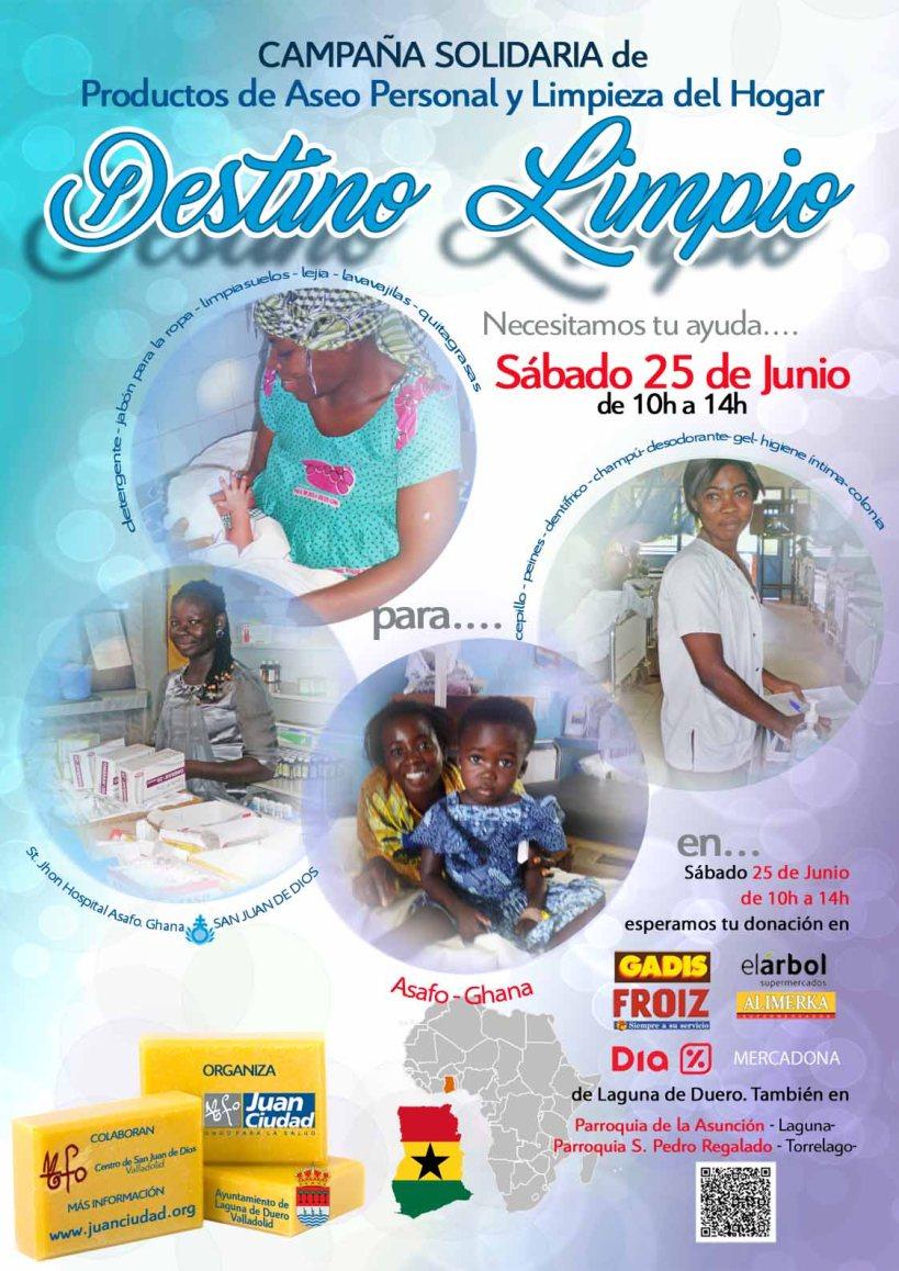 Destino Limpio 2016 ONGD Juan Ciudad