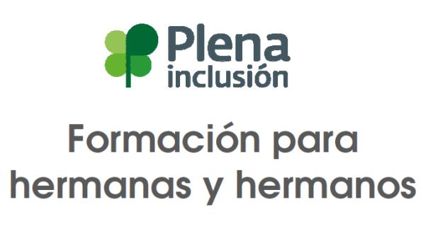 formación Plena Inclusionm