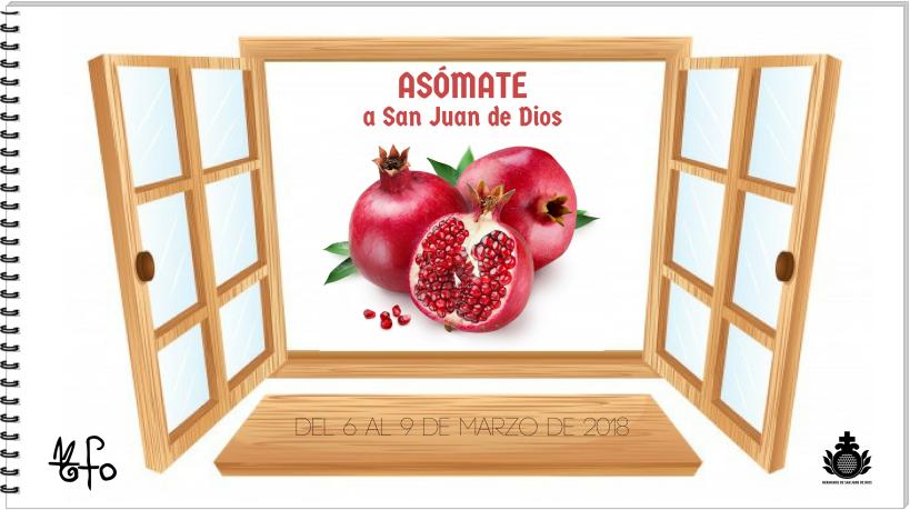 programa de Fiestas San Juan de Dios 2018