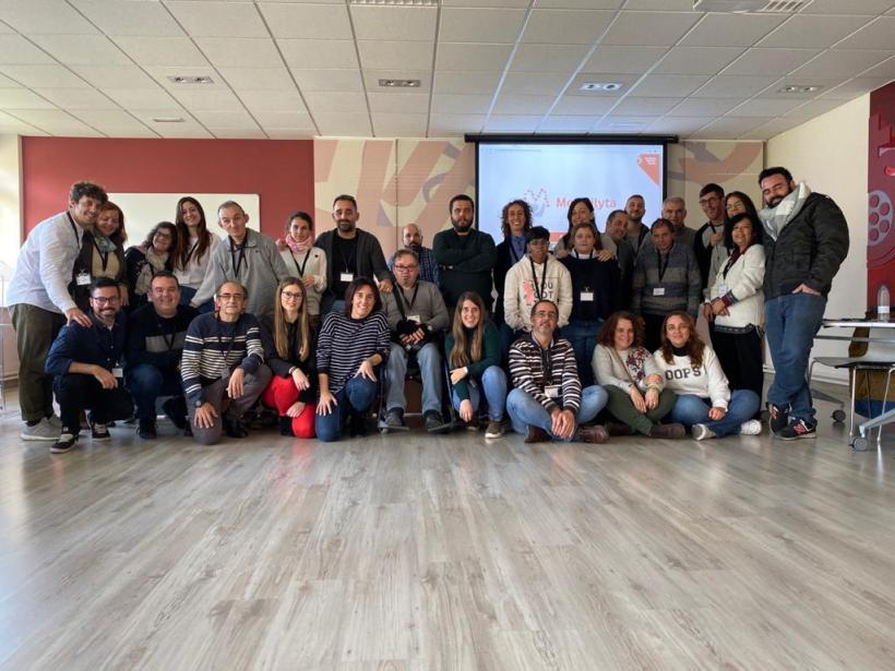 II Encuentro de transformación digital OHSJD